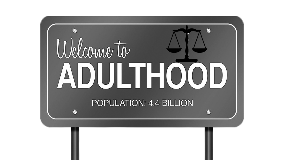 The truth of what it means to be an adult