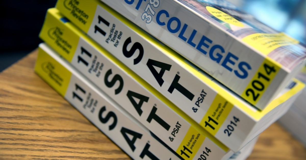 Big changes are coming to the SAT