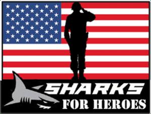 Student Spotlight: Mason Romero and Sharks for Heroes